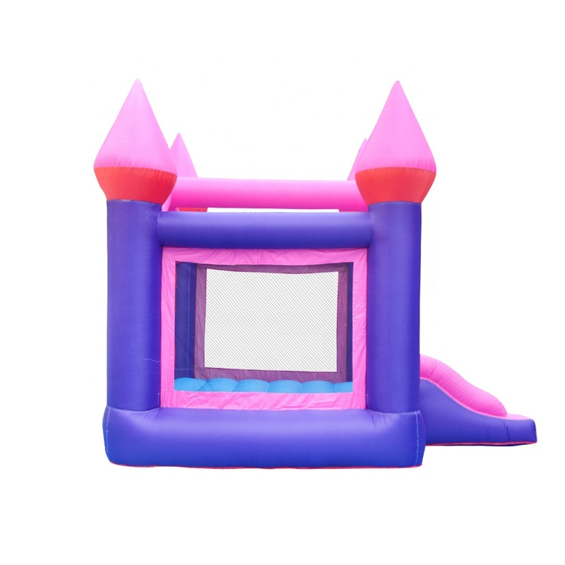 Cheap Hot Sale Mini Inflatable Jumping Castle Kids Party Princess Bouncy Castle Bouncer for Girls