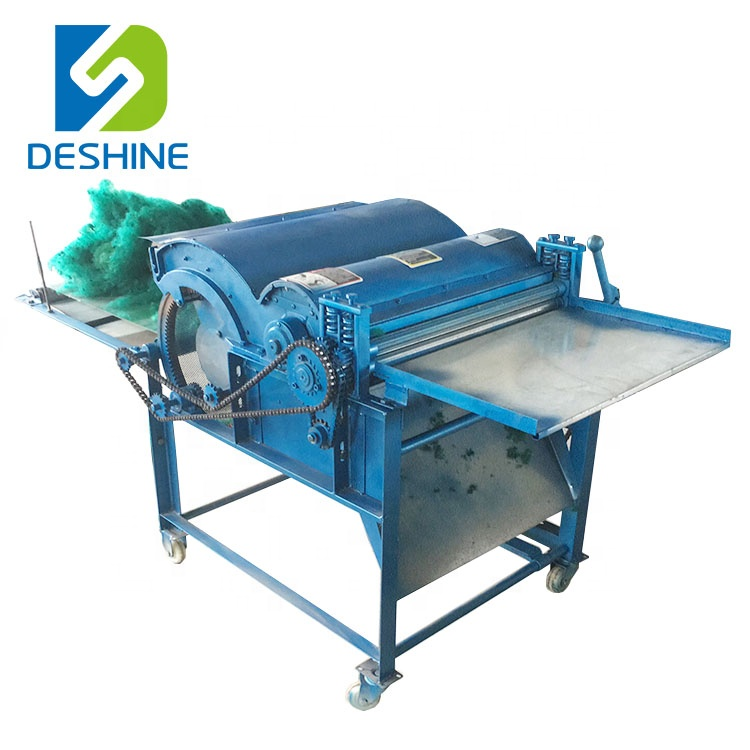 Commercial waste cotton opener machine price