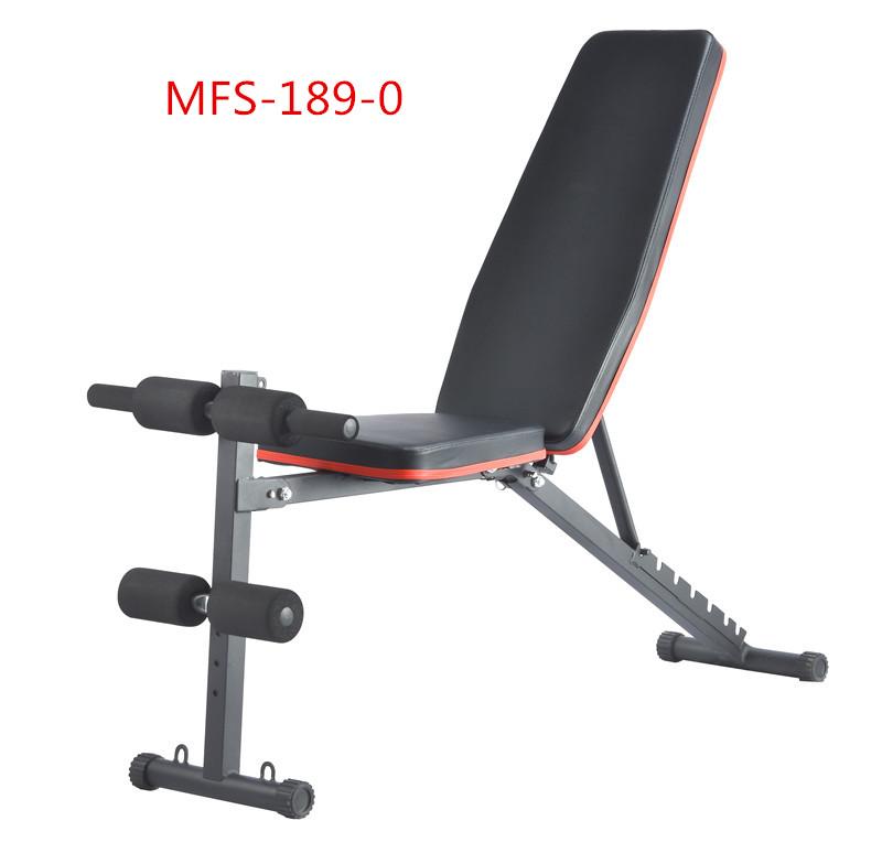 2020 оборудование для тренажерного зала, скамья для пресса для Бодибилдинг доска для упражнений лёжа скамья AB MFS-189-0