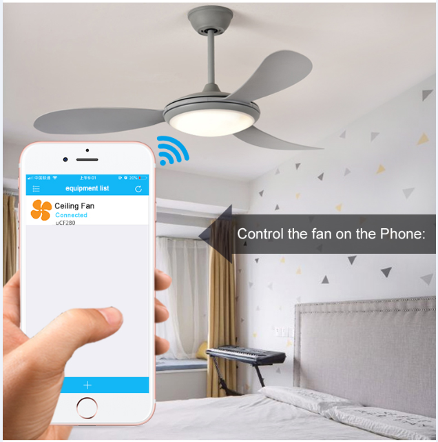 Smart Home Wifi Ceiling Fan Remote Control Buy Fan Speed Control Ceiling Fan Remote Control Smart Home Product On Alibaba Com