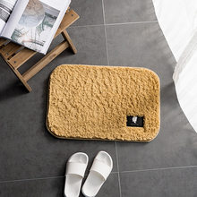 9 цветов s, современные одноцветные ковры, серый ковер, толстый нескользящий коврик для ванной комнаты, для гостиной, мягкий детский коврик д...(Китай)