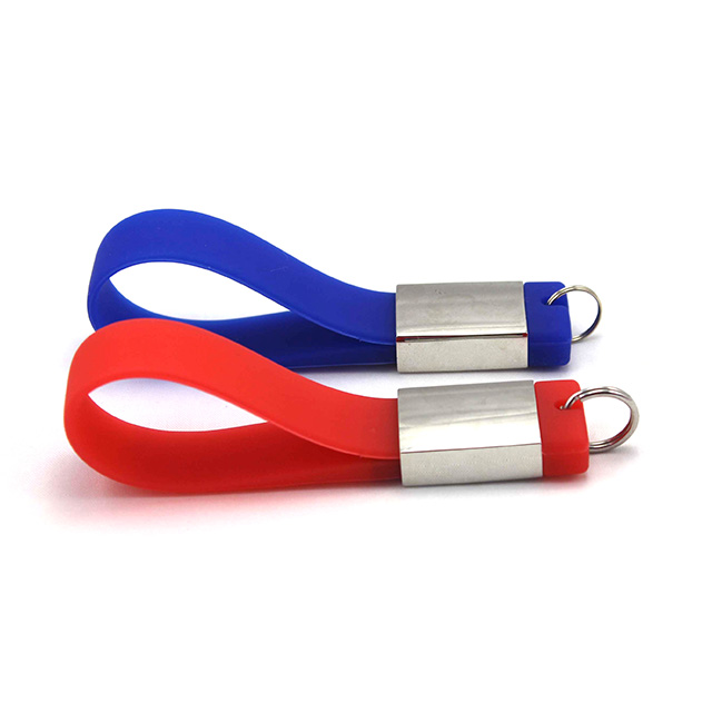 Top Selling Gifts Silicone Bracelet USB Flash Drive Wristband USB 16GB - USBSKY | USBSKY.NET