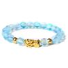 2.Blue Glass MOON