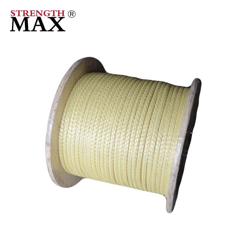 Высокопрочная арамидная волоконная веревка JINLI для гражданского использования