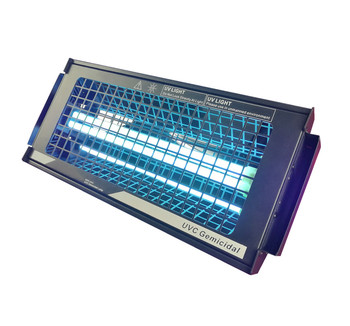 90W High power Sanitization UVC ultraviolet ozone self-circulating disinfection light