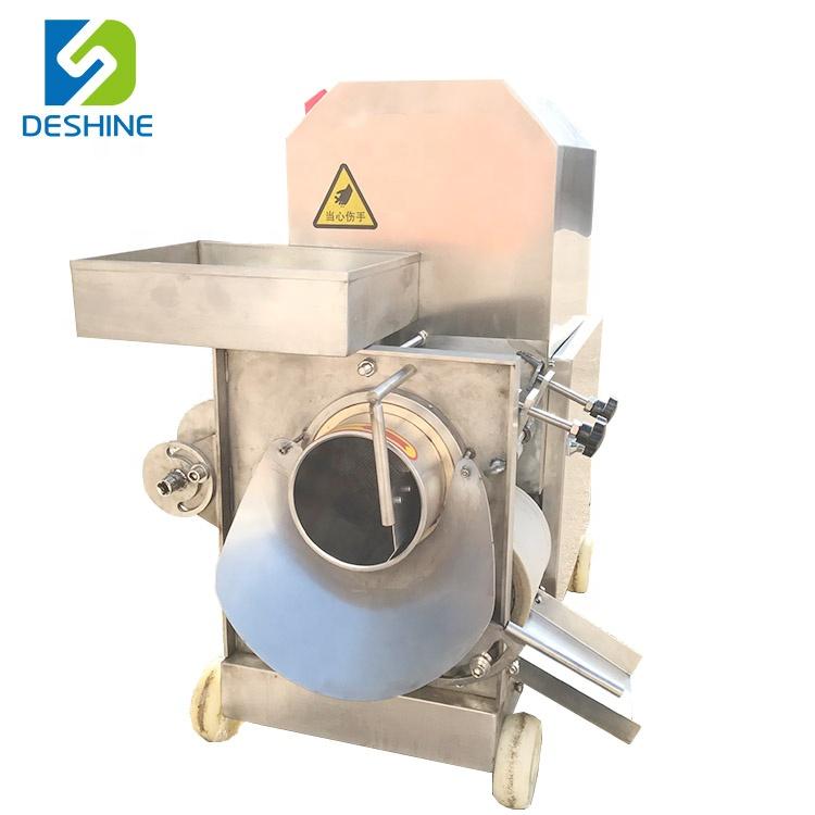 Fish bone separating machine fish meat deboner shrimp shell extractor machine