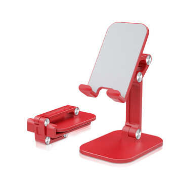 Universal Adjustable Desk Stand Charging Space Mobile Phone Holder Folding Tablet Holder For iPad For iPhone phone stand