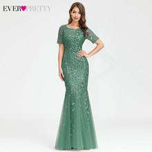 Элегантные кружевные платья для выпускного, длинные платья с блестками и русалочкой, одежда в Saudi Arabian, 2020(Китай)