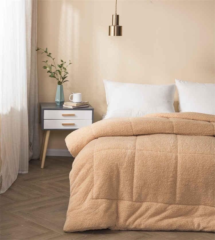 Изящные комплекты постельного белья на заказ, зимнее пушистое мягкое привлекательное одеяло для кровати, Роскошное Одеяло из 100% хлопка