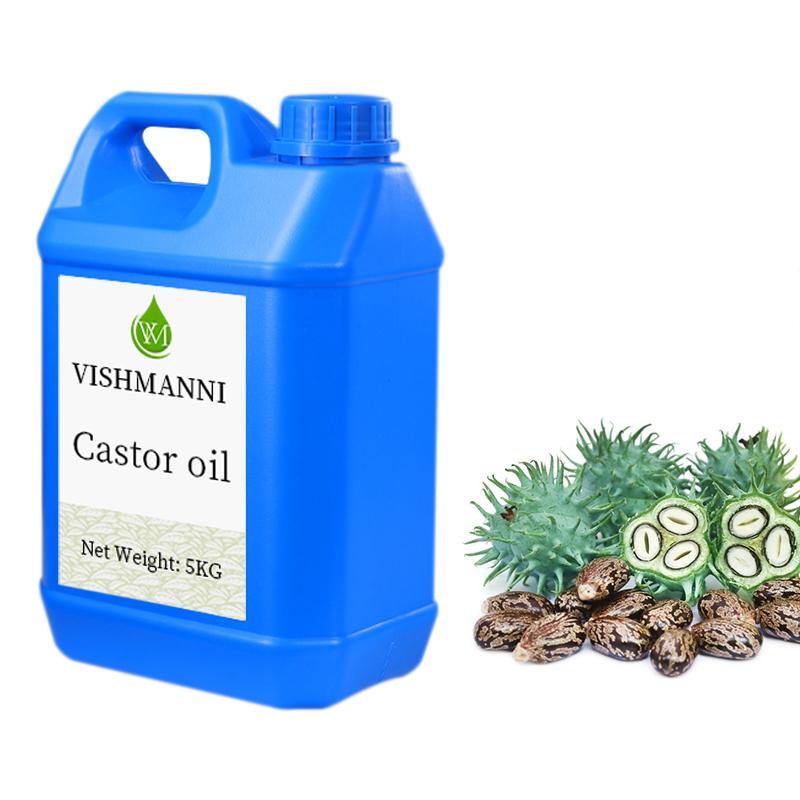 OEM собственная Марка, индивидуальная упаковка, увлажняющее натуральное органическое масло касторового роста волос