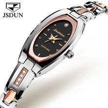 2020 новые модные женские деловые женские часы из вольфрамовой стали Роскошные женские наручные часы высшего качества фирменный дизайн женс...(China)