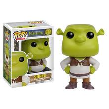 Funko pop аниме Disney Shrek #278 Виниловая фигурка, кукла, модель, игрушки для детей, Рождественский подарок на день рождения(Китай)