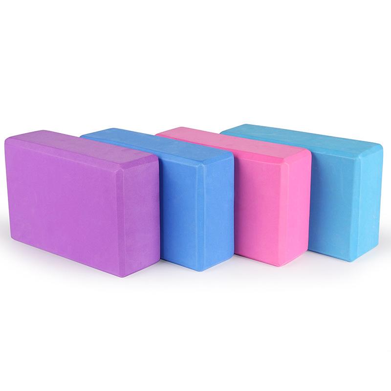 High Quality Eva Foam Custom Logo Yoga Accessories Block Yoga Brick