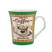 Amazon heißer sublimation keramik tee reise becher retro kaffee becher sublimation reise becher