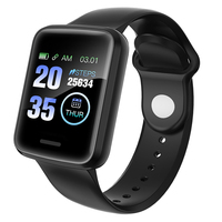 Sport Smart Watch Latest 2020 Shenzhen Ladies Sport Bracelet Wristband Waterproof Bluetooth Fit Bit Android Smart Watch