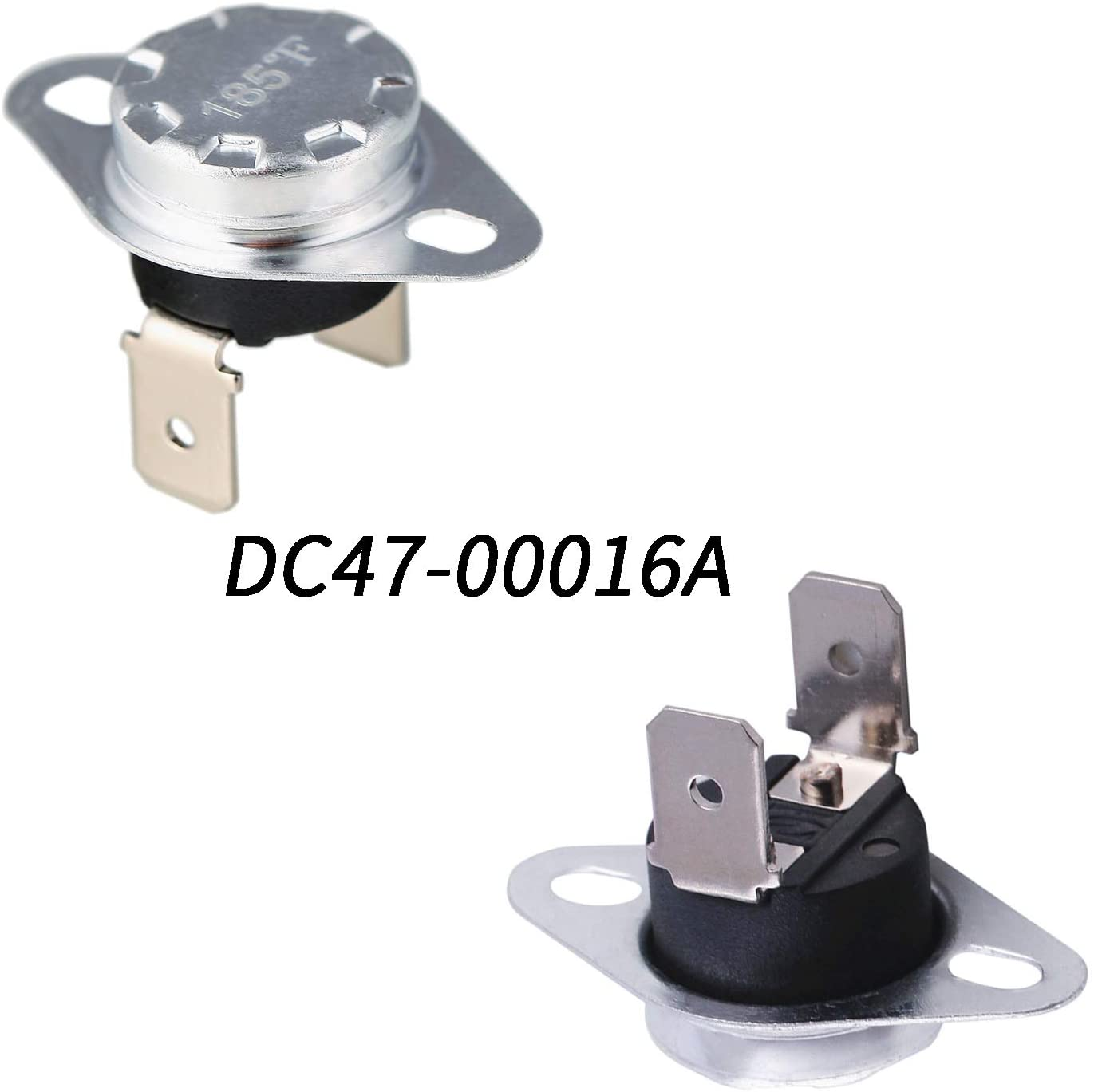 DC47-00019A Dryer Heating Element,DC96-00887A and DC47-00016A Thermal Fuse Thermostat,DC47-00018A Thermal Cut-Off Fuse