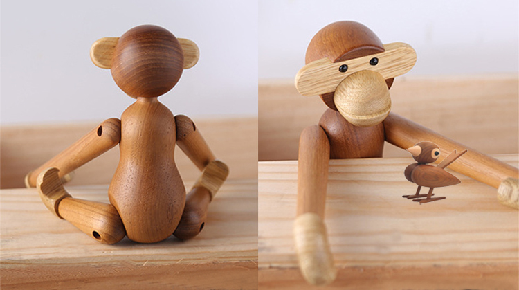 decoration teak wood handcrafts for indoor