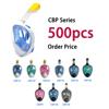 CBP-Quantity 500pcs