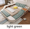 Fabric light green