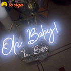Rgb Rgb Led Sign Free Shipping Customized Led Neon Sign Waterproof Luminous Acrylic Led Rgb Colorful Letters Advertising For Bulb