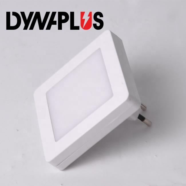 Новое поступление Современный Стиль Спальня светодиодная AC квадратный ночник