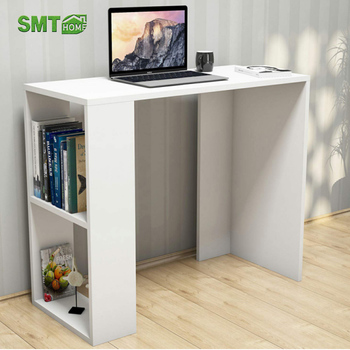 new home office pc case top printer shelf study desk gaming table for computer