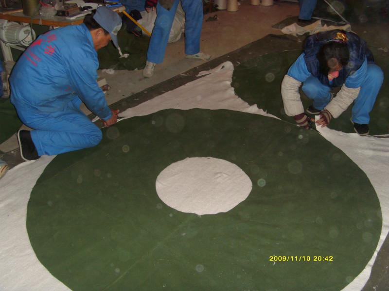 6-15 м3 крышка бака для бетономешалки