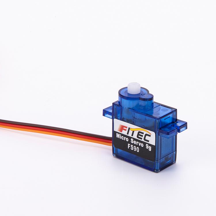 Сервопривод сервопривода Feetech Fs90 (экономично, чем SG90) Micro 9g