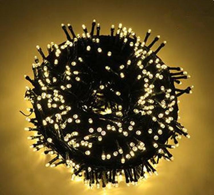 Программируемые светодиодные Рождественские огни, профессиональное освещение, новые рождественские огни