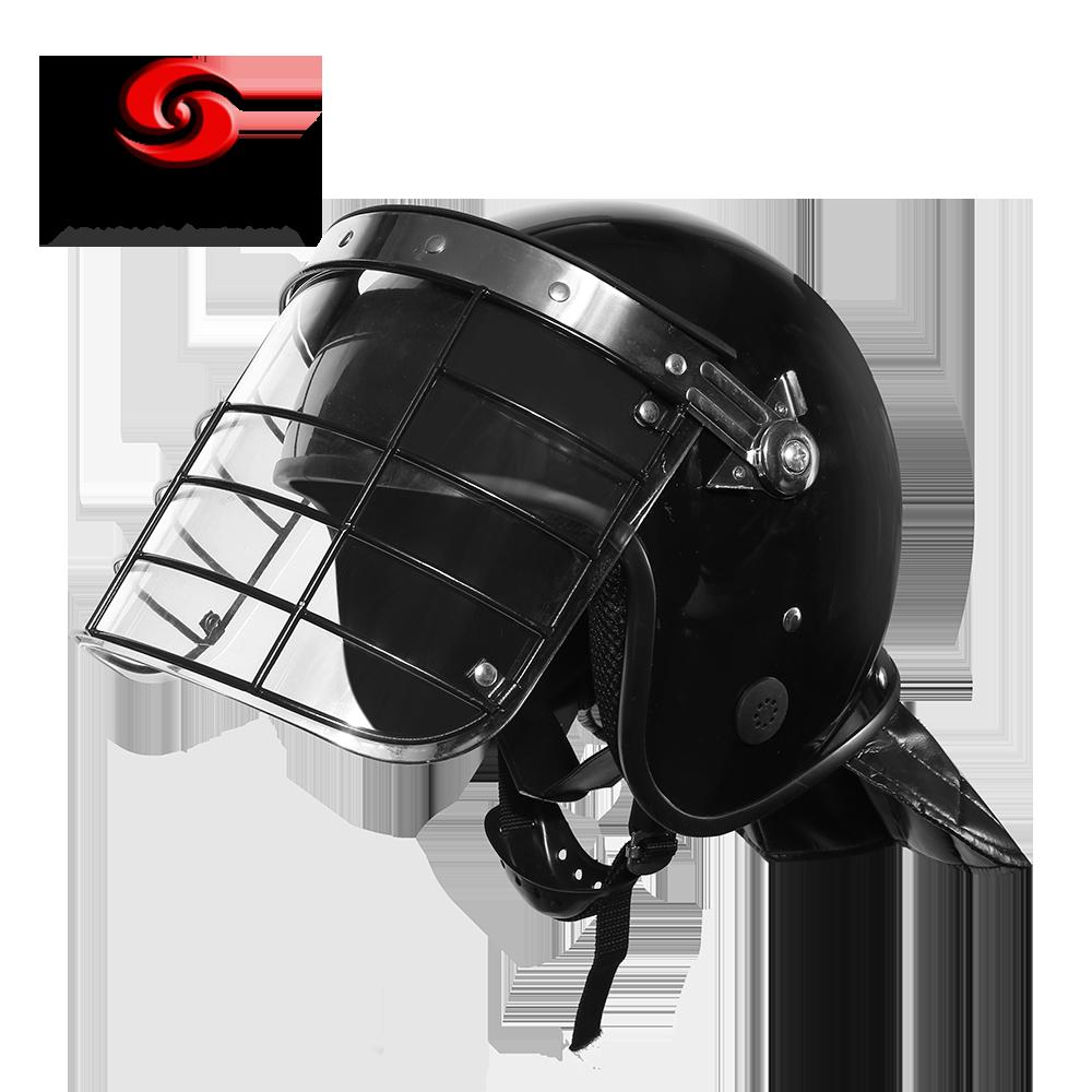 Китай, Xinxing, полиция, защита от беспорядков, безопасный черный с защитным шлемом для беспорядков