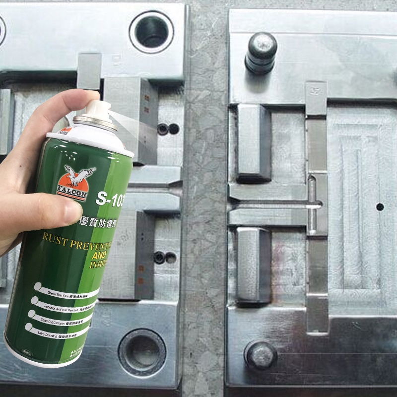 Falcon S-103 Green rust inhibitor agent anti-rust spray