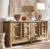 Home furniture American style wood furniture dining room 4-door sideboard