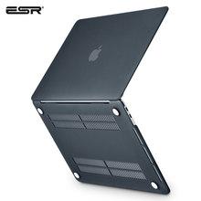 Чехол ESR для Apple MacBook Pro 16 15 13 MacBook Air 13 Retina Touch Bar, защитная крышка для ноутбука, Твердый чехол для ноутбука MacBook(Китай)