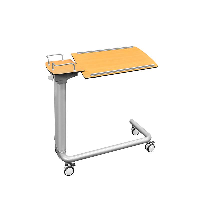 الطبية أثاث المستشفيات المحمول طاولة طعام أكثر لسرير المريض Buy طاولة طعام المستشفى طاولة فوق السرير طاولة المريض Product On Alibaba Com