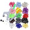 XK Pinces + 15 couleur bouton costumes