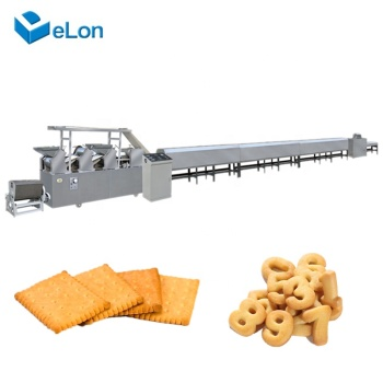 Small Production Line for Biscuit factory