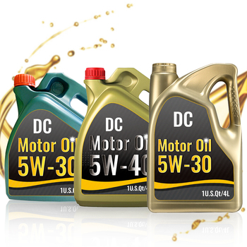 Engine Oil Manufacturing Plant OEM Types Of Extended Performance 0W20 5W20 5W30 10W30 Car Engine Lubricating Motor Oil