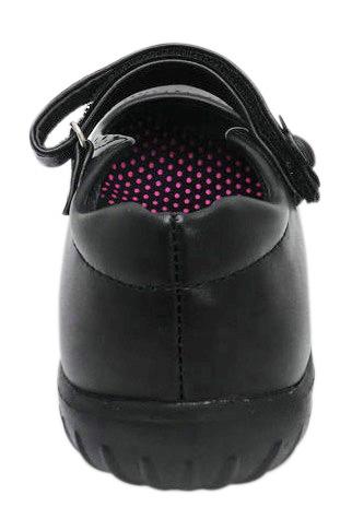 Легкая классическая черная школьная обувь, Униформа, Мэри Джейн, круглая черная школьная обувь для девочек