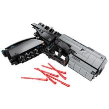SEMBO 431 шт. городской военный полицейский пистолет строительные блоки техника Сигнальный Пистолет Наборы кубиков Игрушки для мальчиков(Китай)