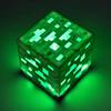 USB-Green miner's lamp
