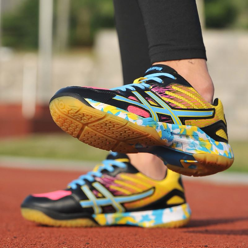 New Coming 100% Full Test Jogging Women Badminton Shoes Supplier from China