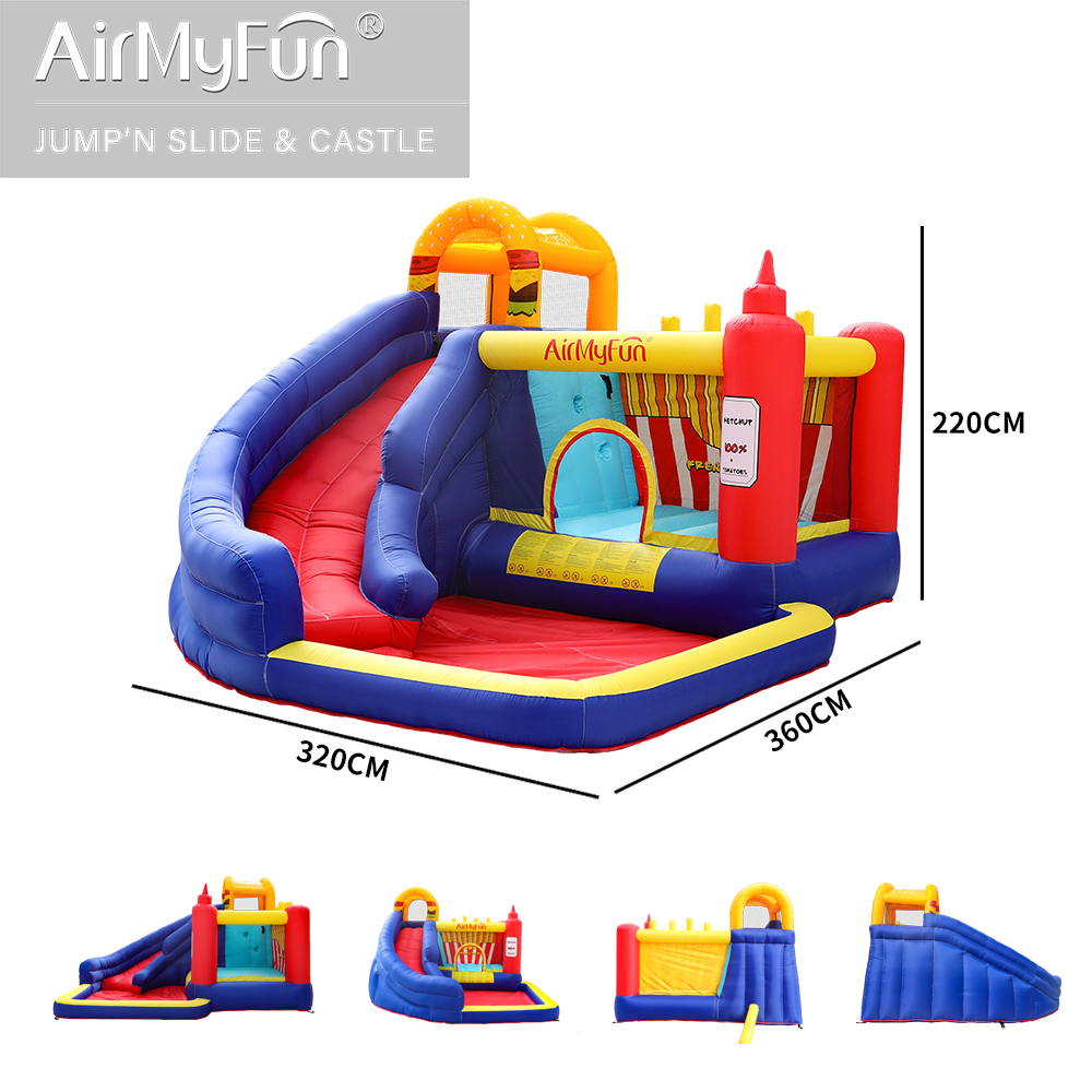 2020 New Design Wholesale Kid Bouncer House Jumping Inflatable Castle With Prices