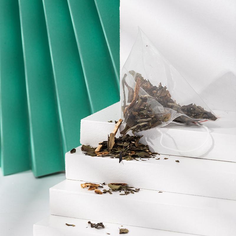 Chinese Suppliers Health Drinking Organic Natural Leaves Orange Peel White Tea - 4uTea | 4uTea.com