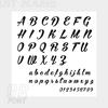 BR font