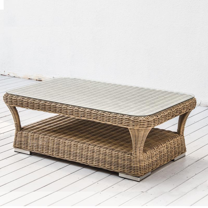 Оптовая продажа от завода, мебель для патио, алюминиевая рама, ротанговый наружный садовый диван, наборы с 5 местами