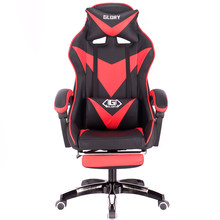 профессиональное игровое кресло LOL интернет кафе Спортивное гоночное кресло WCG компьютерное кресло офисный стул Бесплатная доставка(Китай)