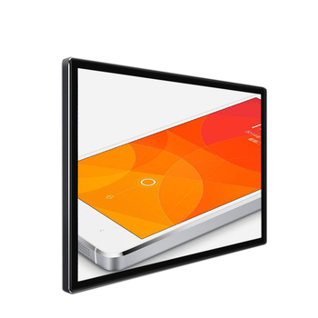Factory hot sale wall mount android Wifi advertising panel digital signage totem lcd Ads media player box tv displays video wall