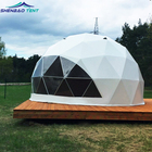 Tent Dome Tent Customized Luxury Pvc Glamping Igloo Dome House Geodesic Dome Tent