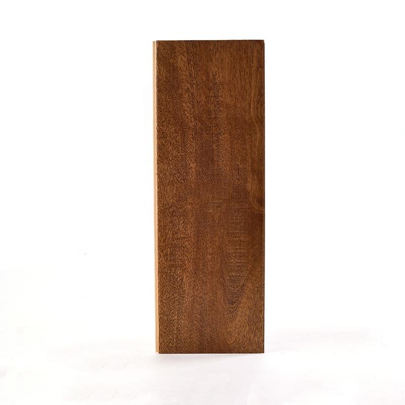 Factory porcellanato wooden deck flooring Solidwood-OAK-Burlap solid wood floor