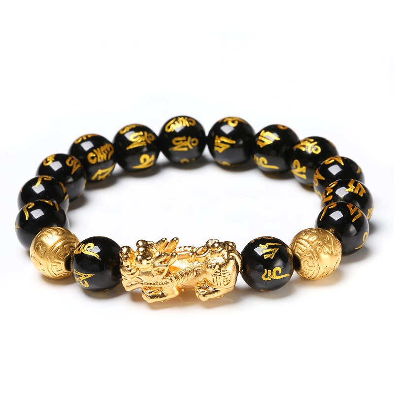 11x9mm Buddha ethnic tendency tribal Zen 6 PCS antique bronze metal Intercalary pearls